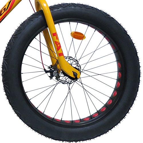 """""""Vendita"""" mountain bike uomo Route 66 FAT BIKE H46 26″: vivi grandi avventura con questa mountain bike"""