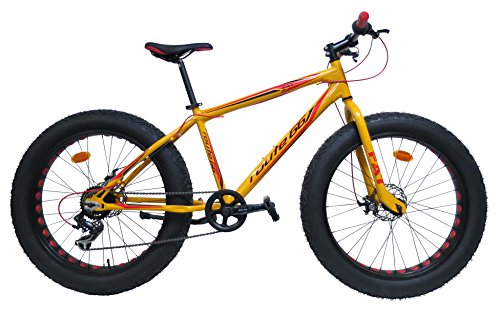 """Vendita"" mountain bike  uomo Route 66 FAT BIKE H46 26″:  vivi grandi avventura con questa mountain bike"