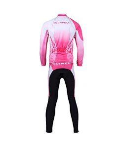 """"""" Vendita"""" Abbigliamento Ciclismo  Donna Sportswear maglia e pantaloni lunghi: la miglior  tenuta per le tue pedalate"""