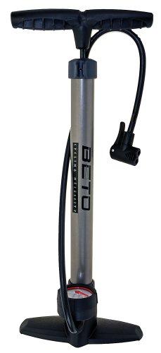BETO 470253 - Pompa da alta pressione verticale, colore: Argento/Nero