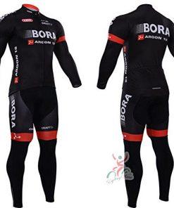 Bora Ciclismo Invierno / Super caldo Bora maglie biciclette / VELLO TERMICO Abbigliamento Ciclismo manica lunga (M)
