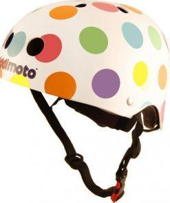 Vendita casco mountain bike bambini Kiddimoto: un allegro casco per proteggere i tuoi bambini