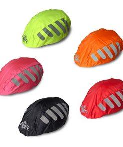 Copri-casco impermeabile per bicicletta
