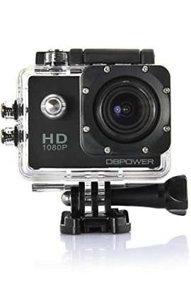 DBPOWER-Action-Camera-impermeabile-1080P-HD-12MP-KIT-2-Batterie-ed-accessoristica-varia-0