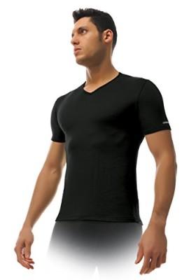 DFENS-ANDE0028-BLK-T-Shirt-termica-tecnica-sportiva-100-PP-fibra-cava-DFenstec-0