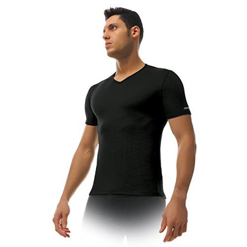 """""""Vendita"""" Maglia termica D-Fens colore Nero :con questa maglietta il tuo andare in bici in inverno sarà un piacere"""