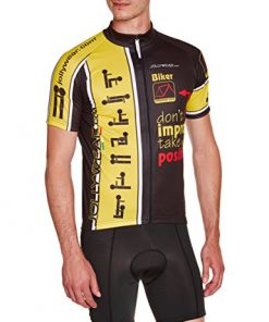 Jolly Wear, Maglietta ciclismo Unisex adulto Week
