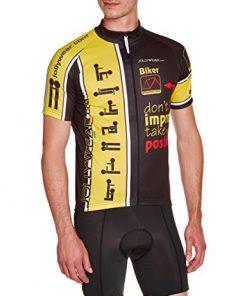 Jolly Wear, Maglietta ciclismo Unisex adulto Week