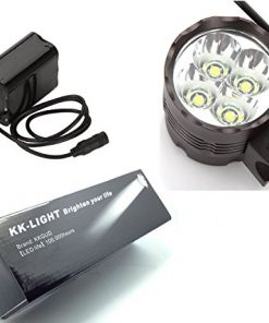 KK-LIGHT 4x CREE XML T6 LED 3