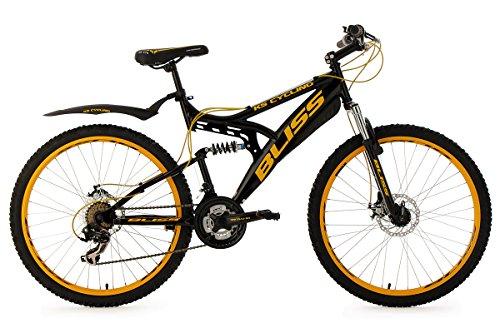 Vendita Mountainbike Ks Cycling Fully Bliss 26 Pollici Andare In Mountain Bike Non Sarà Più Lo Stesso