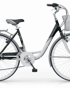 MBM-PARISIENNE-26-BICICLETTA-CITY-BIKE-TREKKING-WOMAN-DONNA-6S-0
