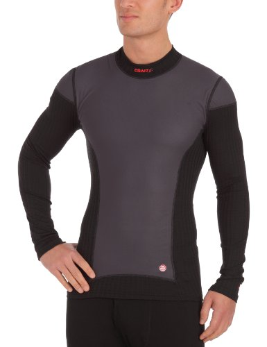 Maglia, Extreme WS LongSleeve-BE ACTIVE WINDSTOPPER-Craft, Nero, L