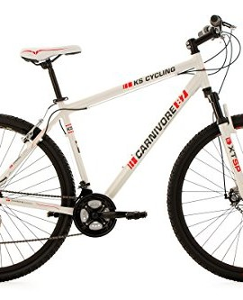 Mountainbike-Twentyniner-Hardtail-29-Carnivore-bianca-51-cm-KS-Cycling-0