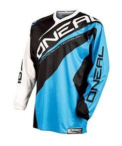 O'neal Element abbigliamento da corsa FR Maglia Lunga blu 2015