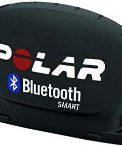 Polar 91053157 Coppia Sensori Ciclismo Bluetooth Smart, Nero
