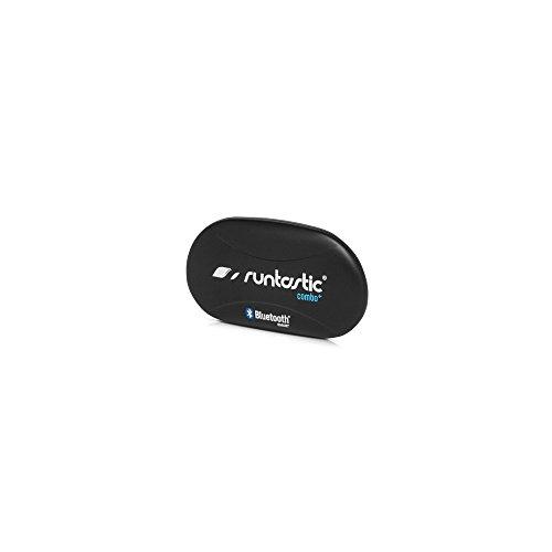 Runtastic RUNBT1 Heart Rate Combo Monitor, Fascia Cardio Bluetooth Smart, Nero