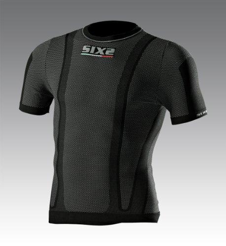 Vendita T-Shirt manica corta Sixs:  comoda per la vita di tutti i giorni e per fare sport