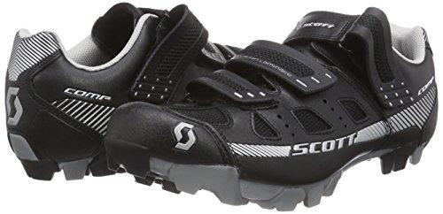 Scott MTB Comp, Scarpe da ciclismo uomo Nero nero