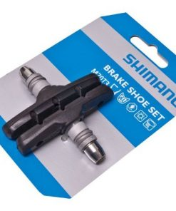 Shimano M70T3 Y8BM9810A - Pattino del freno, colore: Nero