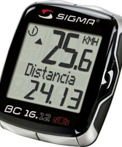 Sigma Sport, Ciclocomputer Fahr Top Line BC 16.12 STS, Nero