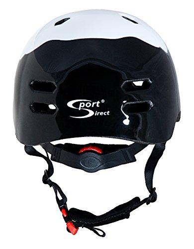 Sport DirectTM SHE12X Skull Casco Bici 56-58cm Junior BMX