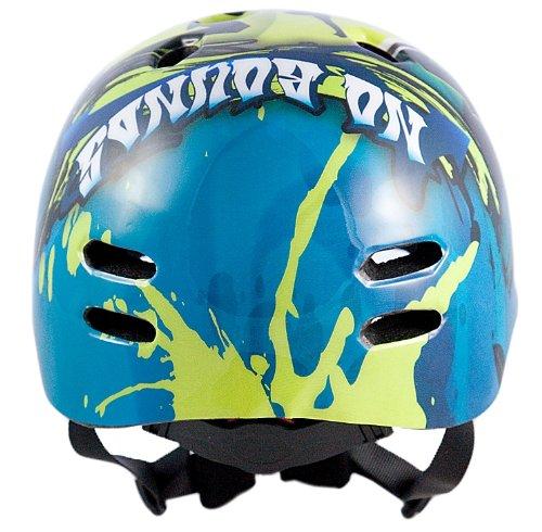 "Sport Directtm ""No Bounds"" BMX Casco di Skate Bike, 55-58 cm"