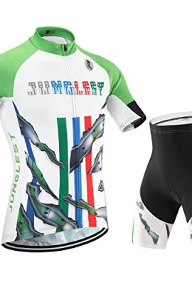 TagliaS-5XLopzioneBretella3D-28cm-Cuscino-Moda-Maglia-Ciclismo-Jerseys-Per-Uomo-corta-manica-Tuta-Estivo-Abbigliamento-bici-della-Pantaloni-corti-Pants-Sports-maglietta-Cycling-Shirts-Calzamaglia-Prof-0