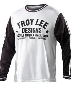 Troy Lee - Felpa retrò, in jersey