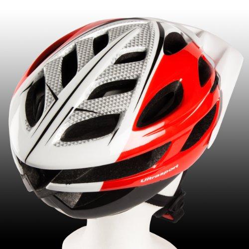 Vendita casco adulto ciclista Ultrasport: un elemento di assoluta sicurezza per grandi e piccoli