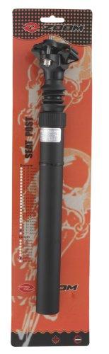 Zoom - Canotto reggisella, 31,6 mm, colore: Nero