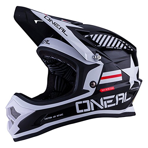 oneal Casco Backflip EVO Fidlock Afterburner XS nero (Caschi Adulto) / Helmet Backflip EVO Fidlock Afterburner XS black (Helmets Man)