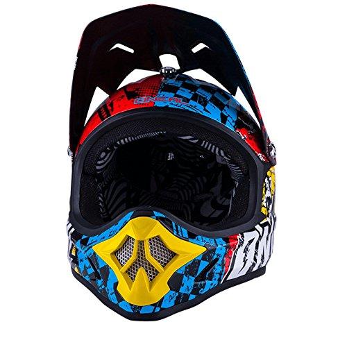 """""""Vendita"""" Casco Adulto O'neal Fury : uno spettacolare casco fantasia per le tue acrobazie"""