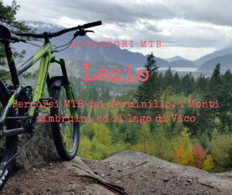 Percorsi mountain bike nel Lazio: vieni a scoprire i più belli