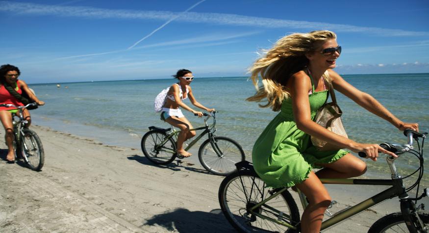 bicicletta è felicità