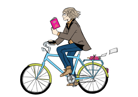 biciclettario-parole in bicicletta