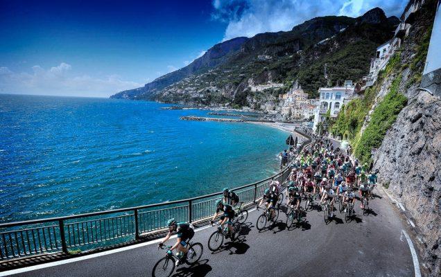 Sentieri MTB in Campania