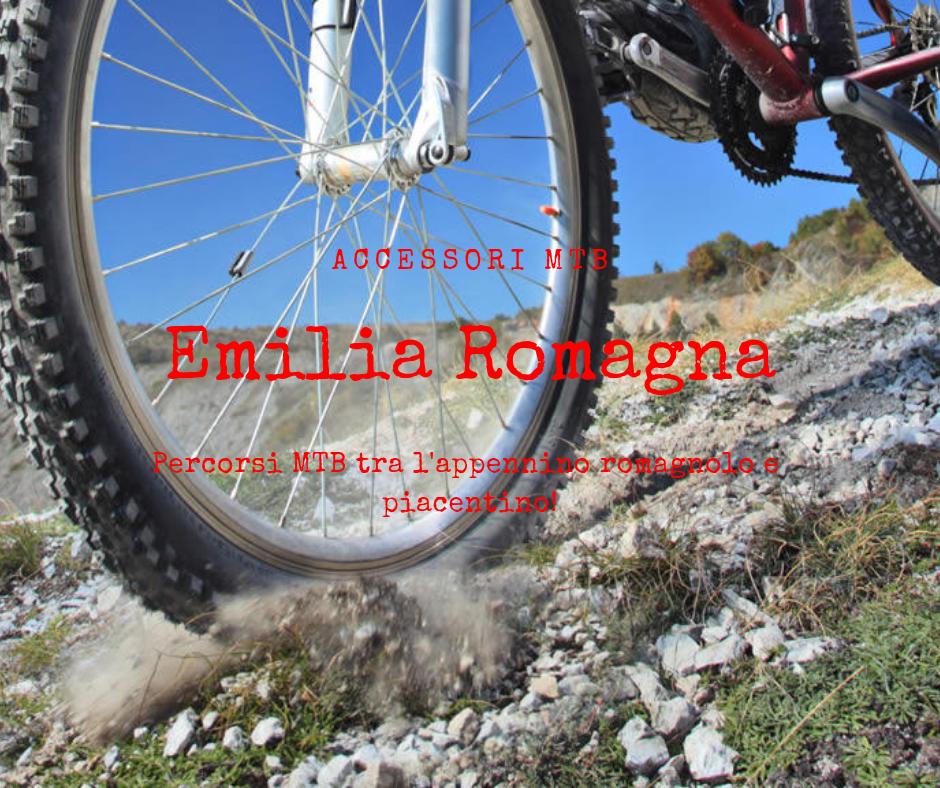 I percorsi in mountain bike dell' Emilia Romagna: vivi la magica atmosfera degli Appennini