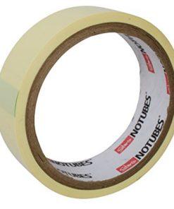 Notubes, Nastro per cerchione interno bici AS0083, Giallo (Gelb), Standard
