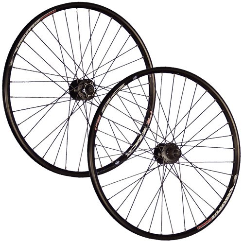Taylor Wheels set ruote bici 26 pollici TAURUS mozzo a disco Shimano FH-M475