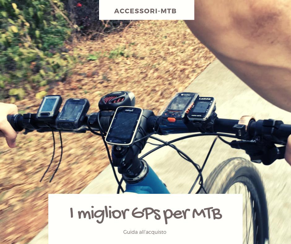 Migliori GPS per MTB